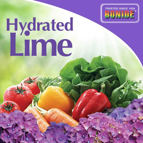 Bonide Hydrated Lime, 10lb