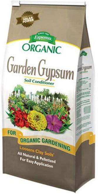 Espoma Garden Gypsum Fertilizer, 6lb