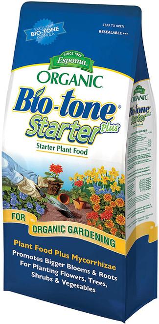 Espoma Bio-Tone Starter Plus Plant Food, 4lb