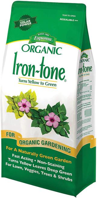 Espoma Iron Tone Bag, 5lb