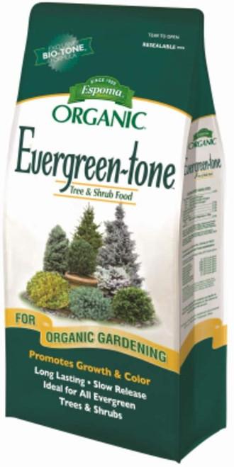 Espoma Evergreen Tone Plant Food, 8lb