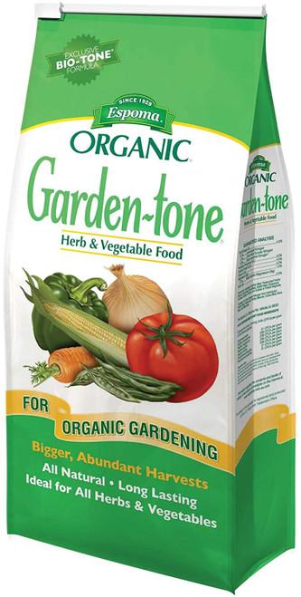 Espoma Garden-Tone Plant Food, 4lb