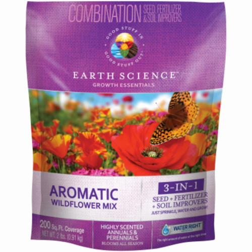 Earth Science  Aromatic Wildflower Mix, 2lb