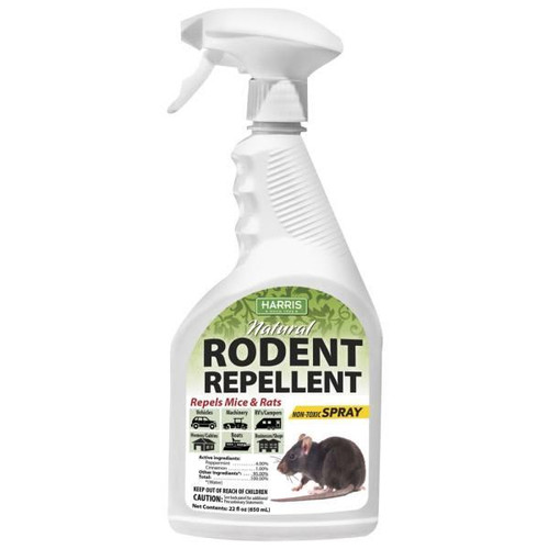 Harris Rodent Repellent, 20 oz