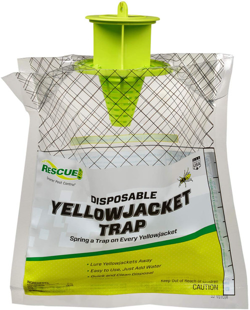 Rescue Disposable Summer Yellowjacket Trap