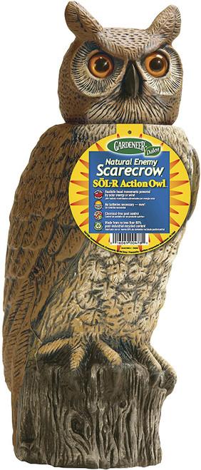 Dalen Gardeneer Enemy Scarecrow SOL-R Action Owl