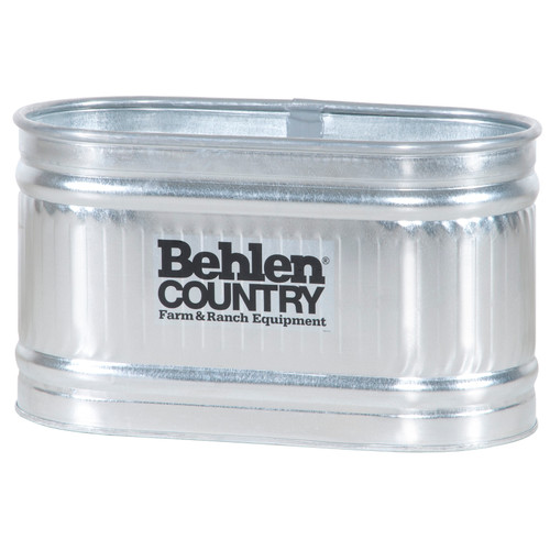 Behlen Galvanized Stock Tank  103 gallon, RE224