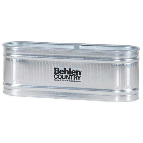 Behlen Galvanized Stock Tank 169 gallon, RE226