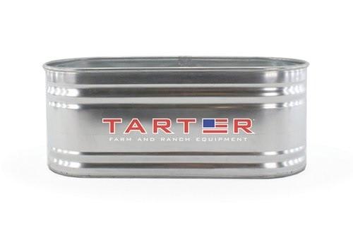 Tarter Galvanized Stock Tank 125 gallon, WT225