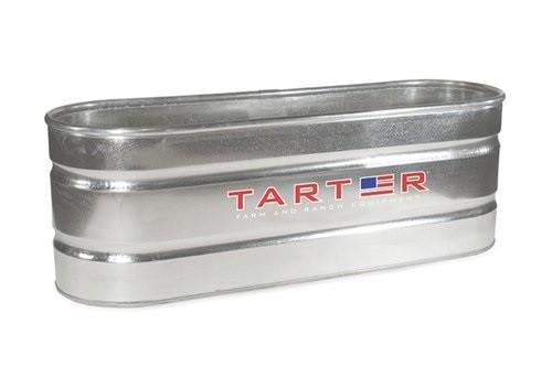 Tarter Galvanized Stock Tank 170 gallon, WT226