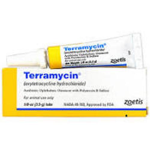 Terramycin Opthalmic Ointment 3.5gm