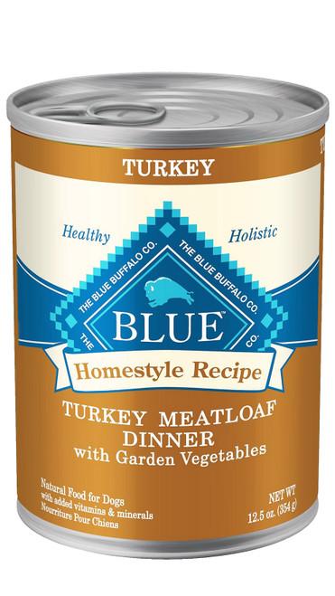 Blue Homestyle Turkey Meatloaf, 12.5oz