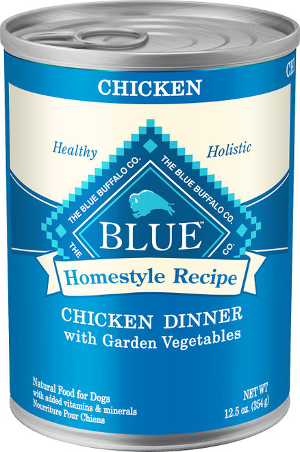 Blue Buffalo Homestyle Chicken, 12.5z