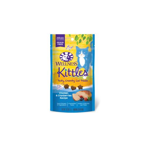 Wellness Kittles Chicken & Cranberries, 2oz