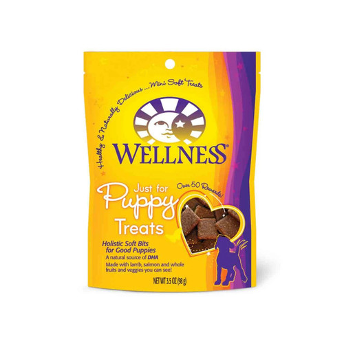 Wellness Just For Puppy Treat, 3oz