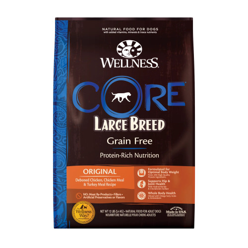 Wellness Core Large Breed, 24lb