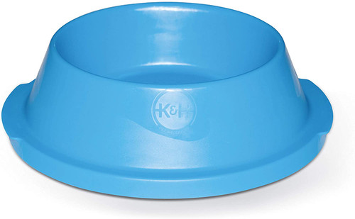 K&H Pet Products Coolin' Water Bowl, 32oz