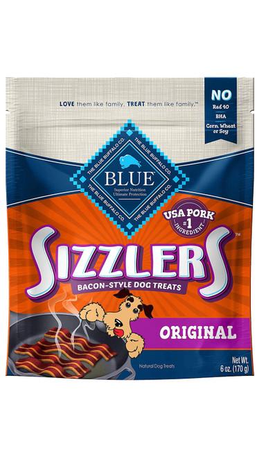 Blue Buffalo Bacon Style Cheddar Sizzlers, 15z