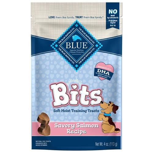 Blue Bits Salmon, 4oz