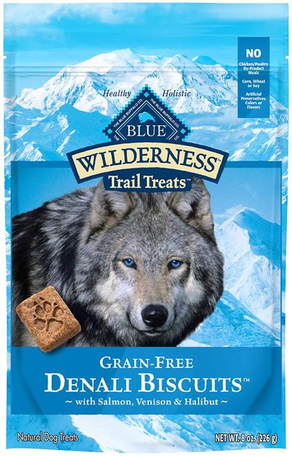 Blue Wilderness Denali Dinner Biscuit, 8oz
