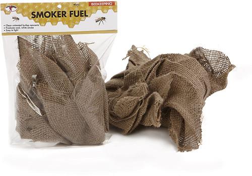 Little Giant Bee Smoker Fuel Untreated Burlap Fuel