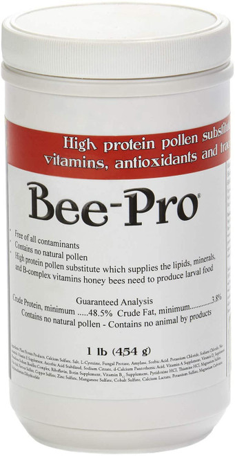 API Bee-Pro Pollen Substitute Powder