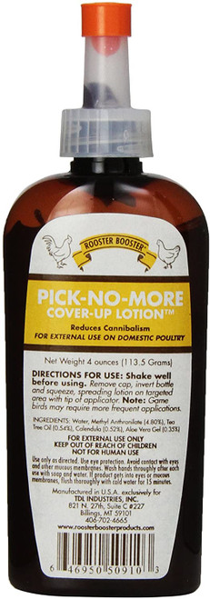 Rooster Booster Pick No More, 4oz