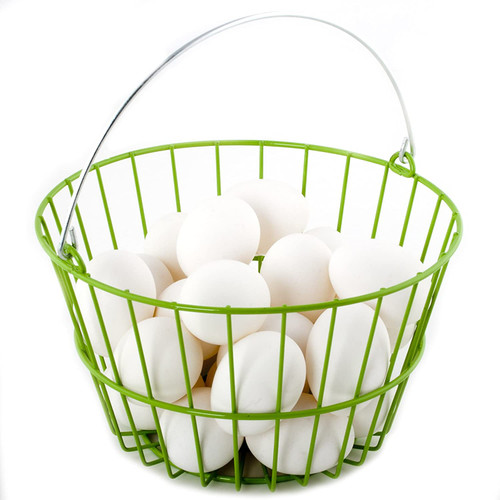 Ware Manufacturing Egg Collecting Basket