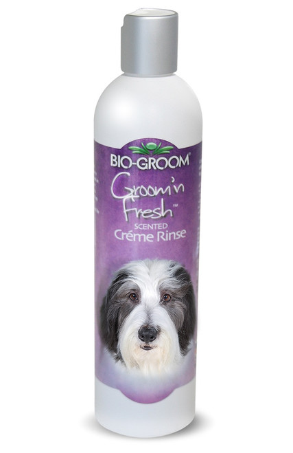 Bio-Groom Groom 'N Fresh Scented Creme Rinse, 12oz