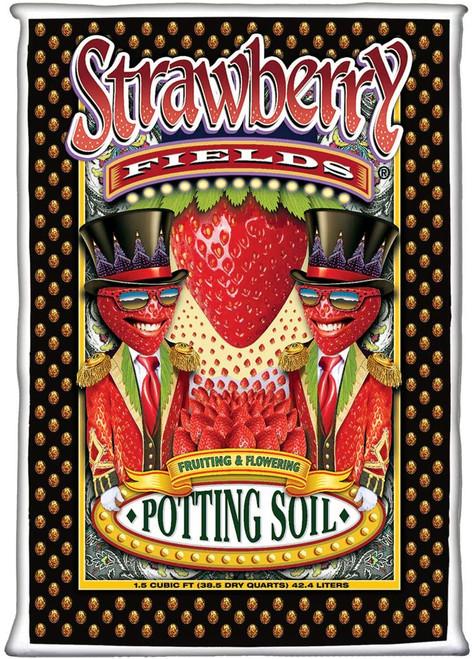 FoxFarms Soil, Strawberry Fields Potting, 1.5 cf
