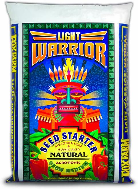 FoxFarm Hydrofarm Light Warrior Soilless Mix, 1-CF