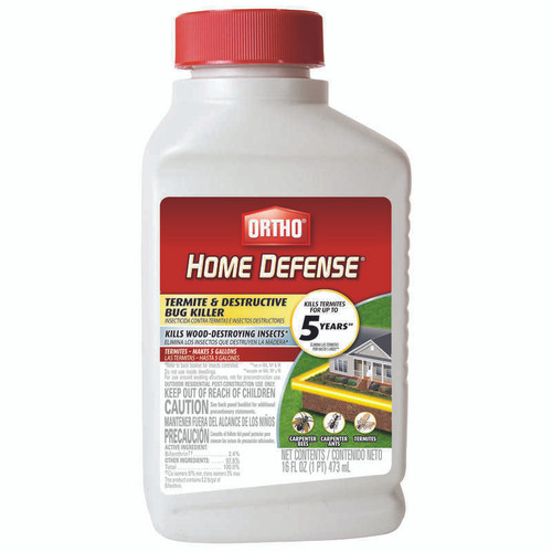 Ortho Home Defense Liquid Concentrate Insect Killer 16 oz