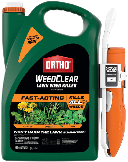 Ortho WeedClear Lawn Weed Killer