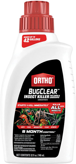 Ortho BugClear Insect Killer for Lawns & Landscapes Concentrate