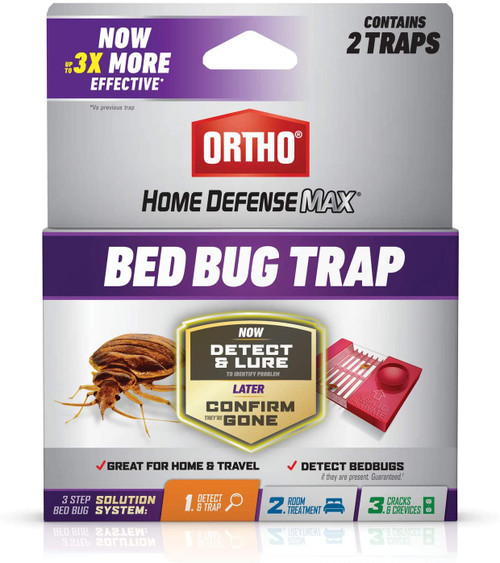 Ortho Home Defense Max Bed Bug Trap