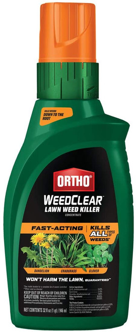 Ortho Weed Clear Lawn Weed Killer Concentrate