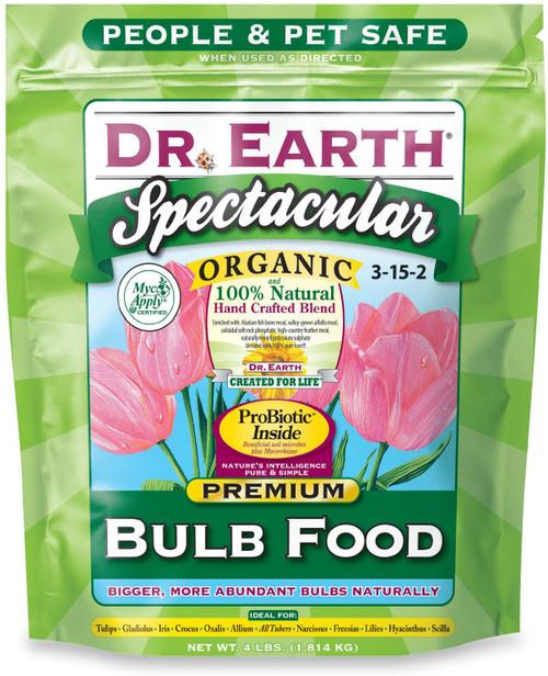Dr. Earth Organic 1 Bulb Fertilizer