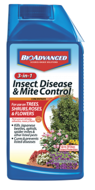 BAYER 3IN1 INSECT CONC