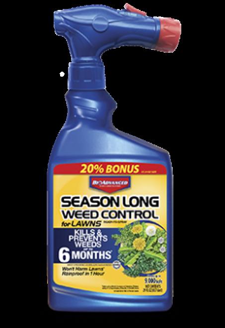 BAYER SEASON LONG WEED RTS, 29 oz