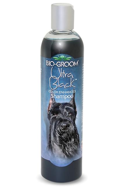 Bio-Groom Ultra Black Color Enhanced Shampoo, 12oz