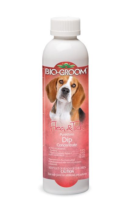 Bio-Groom Pyrethrin Dip Flea/Tick, 8oz