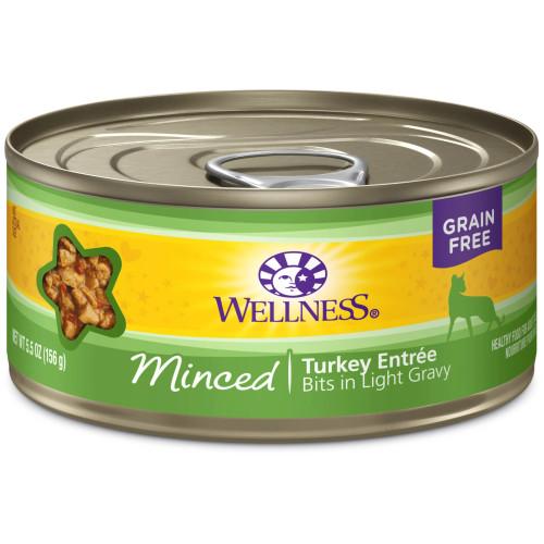 Wellness Complete Health Minced Turkey, 5.5oz