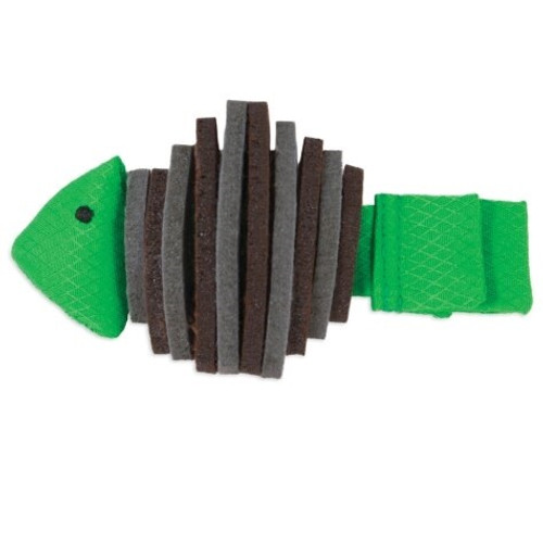 Jackson Galaxy Fun Fish Interactive Cat Toy
