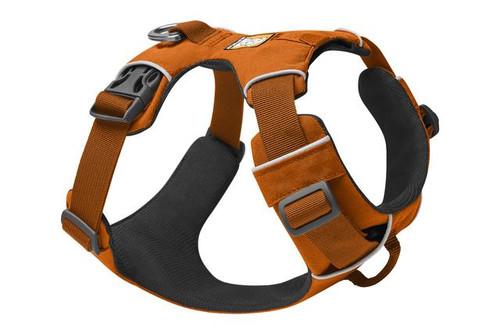 Ruffwear, Front Range Front Clip Dog Harness, Campfire Orange