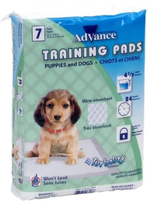 Advance Training Pee Pads, 7PK