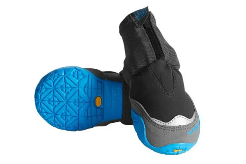 Ruffwear Polar Trex Winter Dog Boots, Black