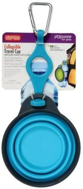 Dexas Travel Cup with Bottle Holder, 1 cup