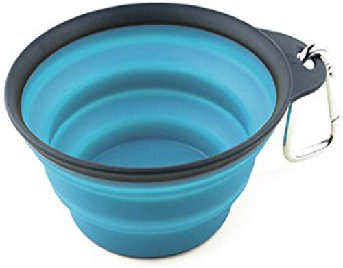 Dexas Collapsible Travel Cup, 2 cup
