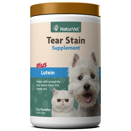 NaturVet Tear Stain Powder, 200G