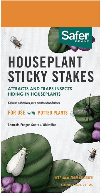 Safer Brand Sticky Stake, 7PC